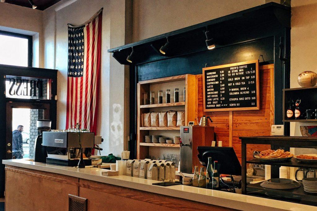 Hunting best Coffee Shops in LA