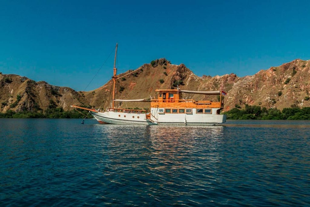 Gili Lawa Darat is an optional destination from Luxury Liveaboard Komodo