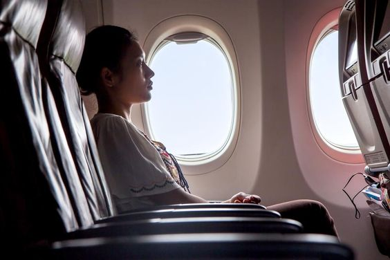 About Switching Seat On A Plane During Travel