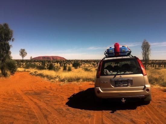 road trip rental car