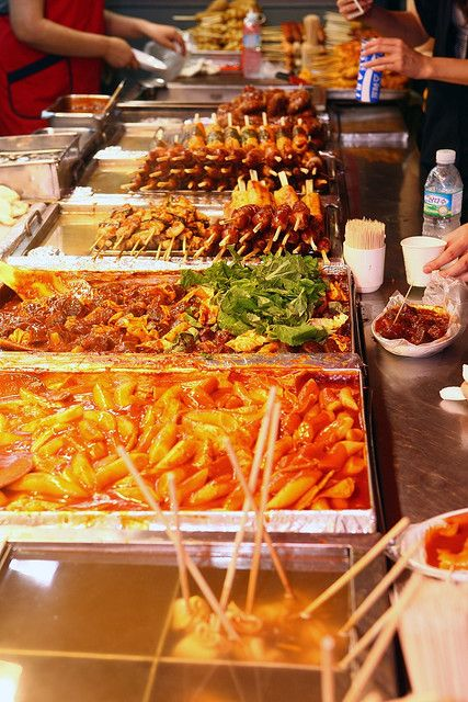 Most Mouth-Watering Korean Street Foods To Try