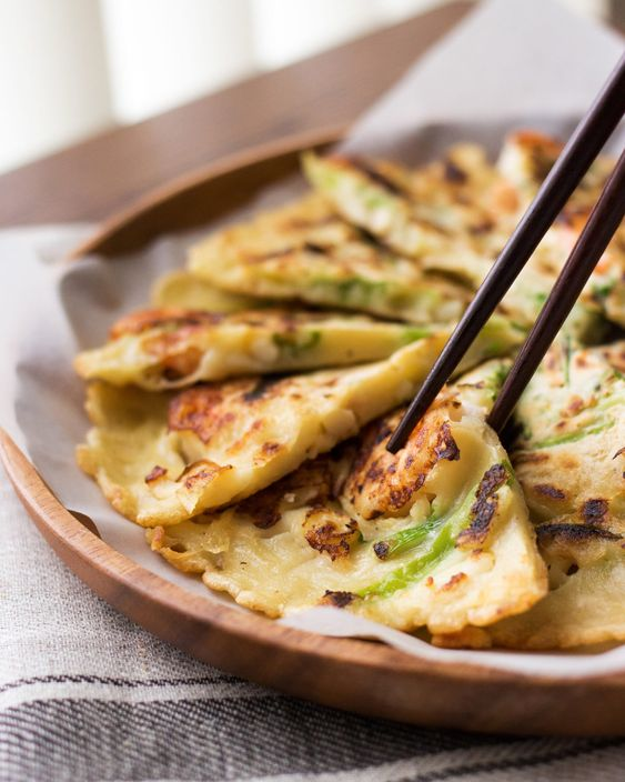 Pajeon- Korean street foods worth travelling for