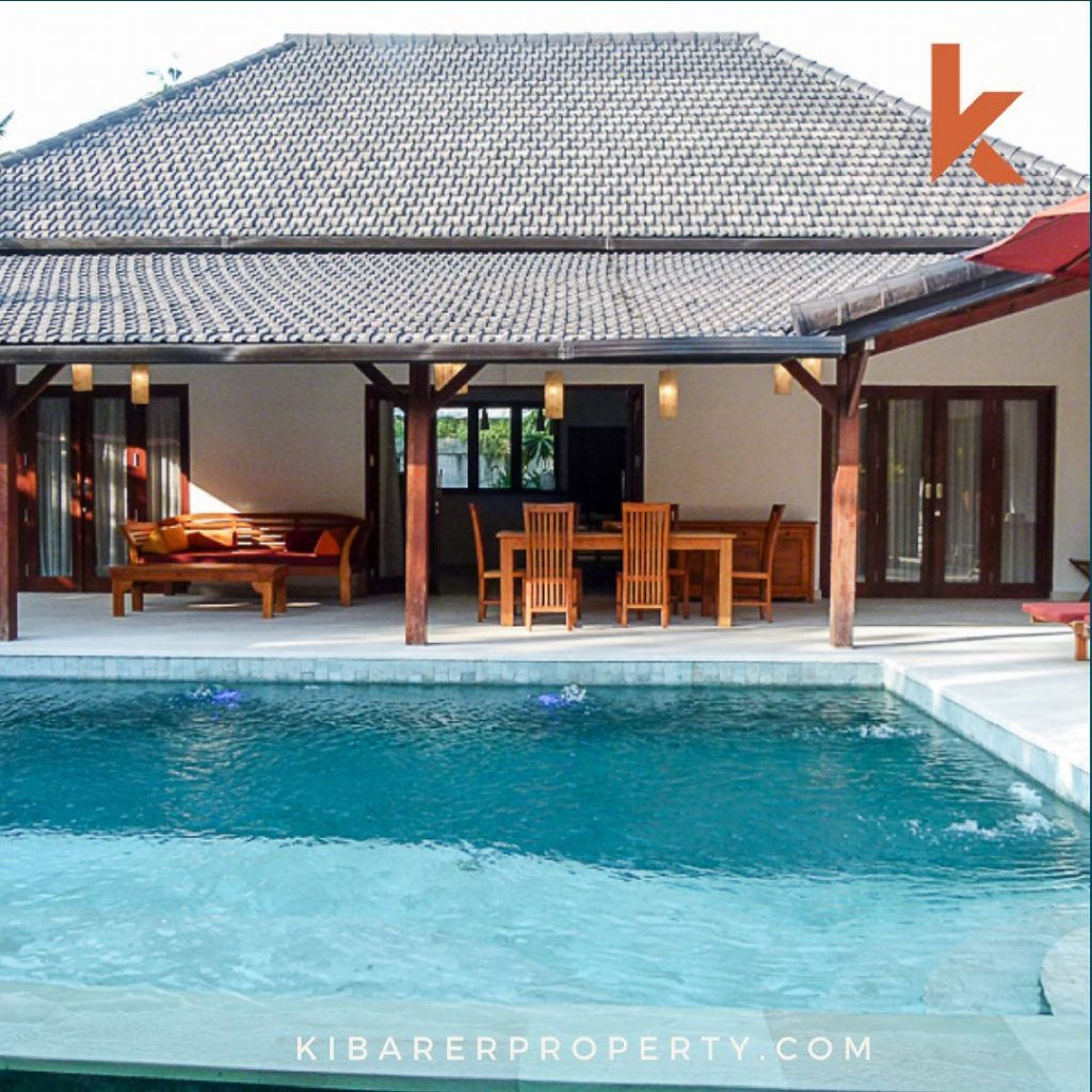 Why Choose Bali Family Villas for Family Reunion